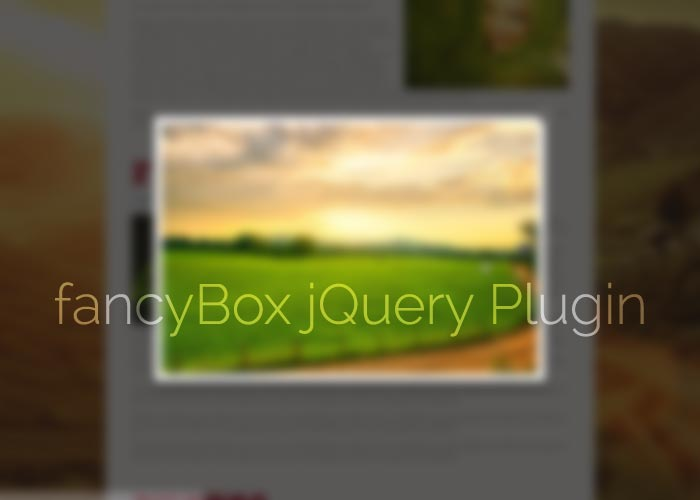 How To Use FancyBox - jQuery & Dreamweaver Tutorial