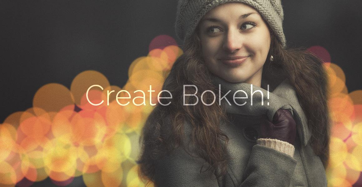 15 Bokeh Effects Photoshop Tutorials & 100+Bokeh Brushes ...
