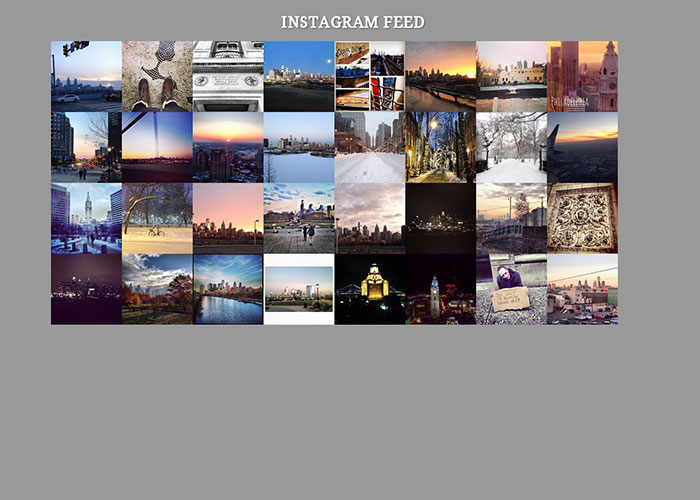 Instagram Feed Into Your Website Dreamweaver Tutorial