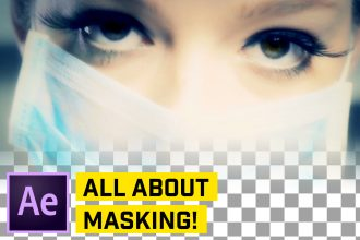 Learn to Mask in Adobe After Effects CC